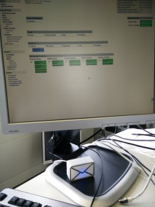 LED USB pour Nagios